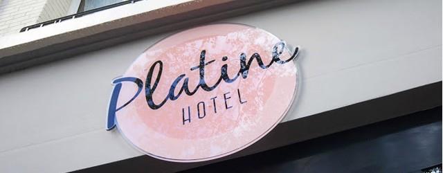PLATINE Hôtel ****