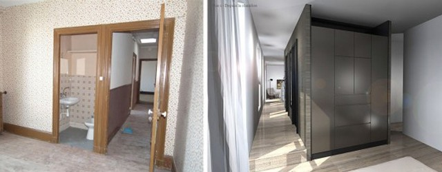 Transformation d'un appartement de 50M2