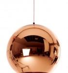 Suspension (salle à manger) Coppershade de TOM DIXON