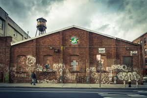 Brooklyn Brewery by Joel Horwath