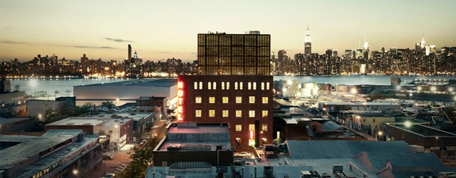 Le Wythe Hotel, lieu incontournable de Williamsburg !