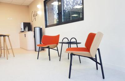 Espaces communs centre de formation – La Pardieu – Clermont-Ferrand